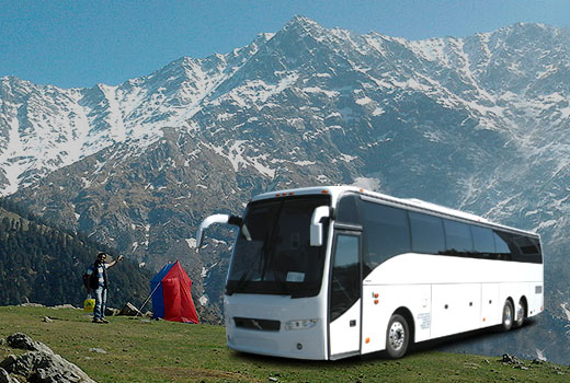 Luxury Bus Tour Package